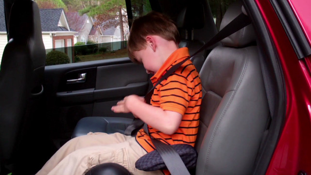 A new law in Washington state will keep kids in booster seats longer.