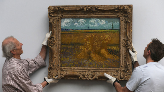 His works, derided during his lifetime, are now among the most highly prized paintings in the world, fetching huge sums at auction, and awarded star roles at some of the world's most prestigious galleries.