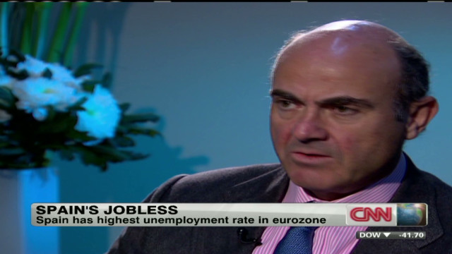 Spain's econ min: Reform is key to growth