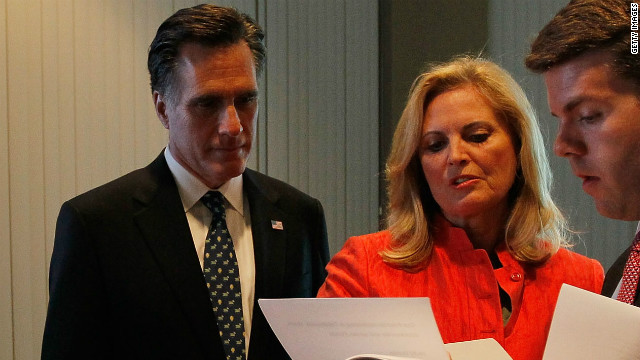 CNN projects Romney wins Florida