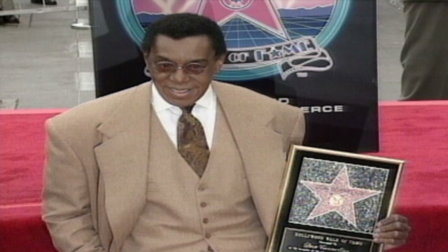 1997: Don Cornelius gets Hollywood star