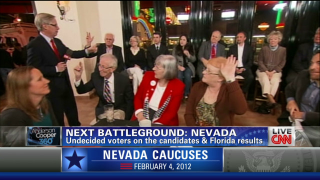 Nevada voters watch Florida closely