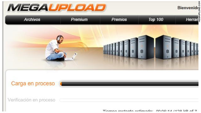 Megaupload.com and Megavideo.com allegedly reproduced copyrighted works from third-party websites.