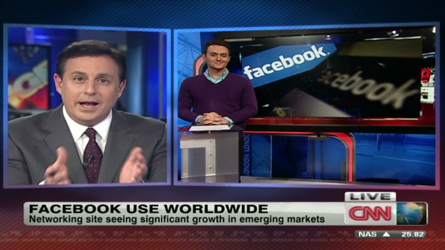 Facebook in emerging markets