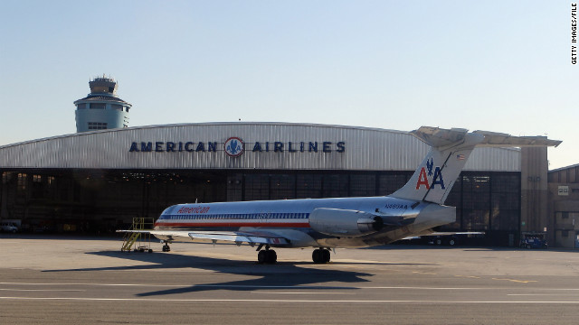 Fetus Found Dead In An American Airlines Plane Bathroom