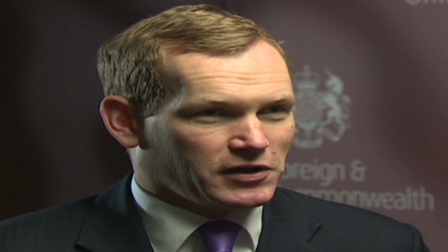 2012: British official defends Falklands policy