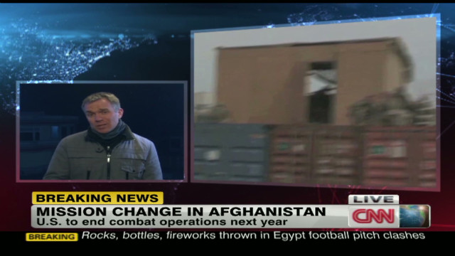 Panetta: Afghan war to wind down in 2013