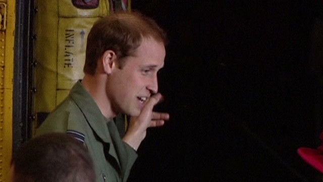 Prince William posted to Falkland Islands
