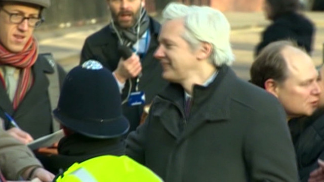 WikiLeaks founder fighting extradition