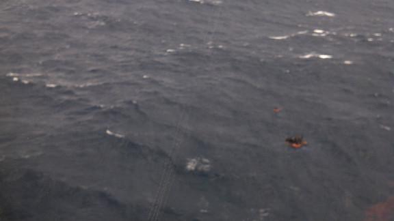 La embarcación Reina Rabaul se hundió a unos 16 kilómetros de Cabo Fortificación, en el Estrecho de Vitiaz.