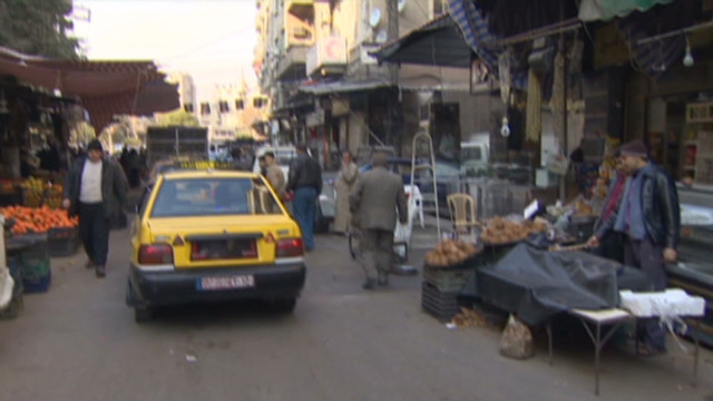 Sanctions are blow to Syrian citizens