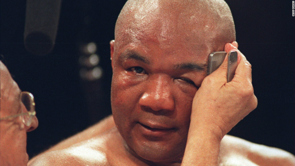 "George Foreman accused Dundee of loosening the ring ropes before his famous defeat by Ali in 1974's infamous ""Rumble in the Jungle"" but later worked with the trainer as he retained his IBF belt in 1995."