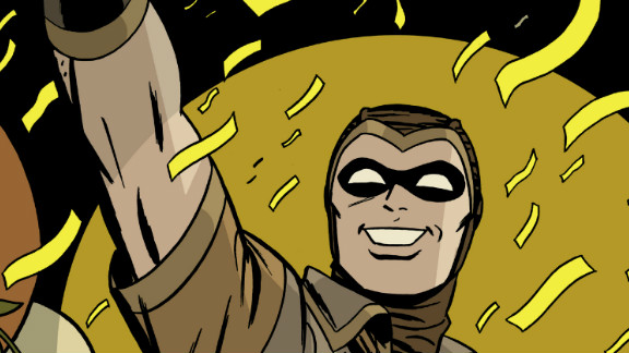 "DC's decision to release a series of prequels to the classic ""Watchmen"" (under the branding ""Before Watchmen"") caused a heated debate in early 2012. The original's writer, Alan Moore, described the move as ""completely shameless."" He said, ""I don't want money. What I want is for this not to happen."""