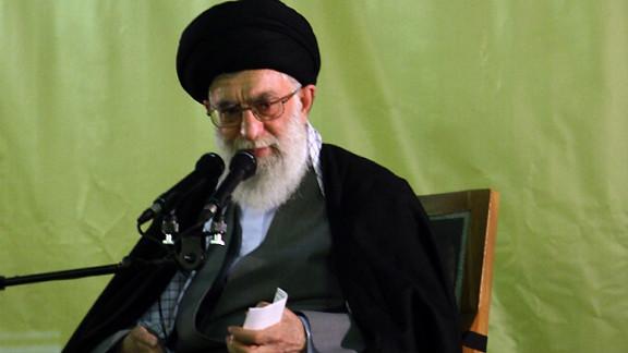 Iran's Supreme leader Ayatollah Ali Khamenei has warned Iran will not hesitate to strike in the event of an attack on Iran.