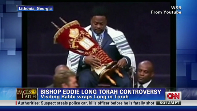 Bishop Eddie Long's Torah controversy