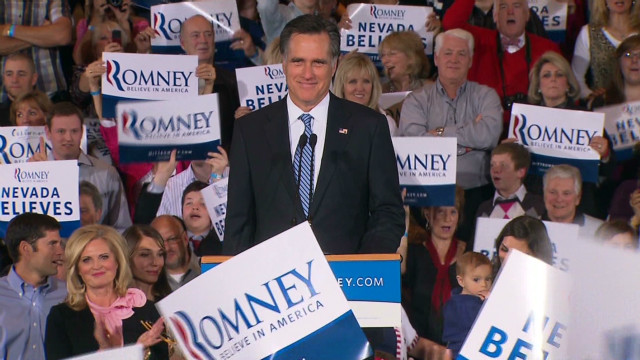 A big night for Romney