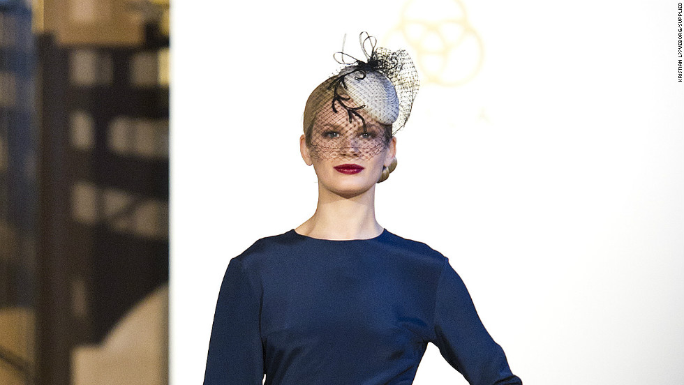 One of Sweden's upmarket labels, Mayla, counts the country's Crown Princess Victoria as a client.