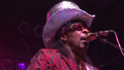 """Getting down to Bootsy Collins' latest album, """"The Power of the One,"""" is sure to lift the spirits."""