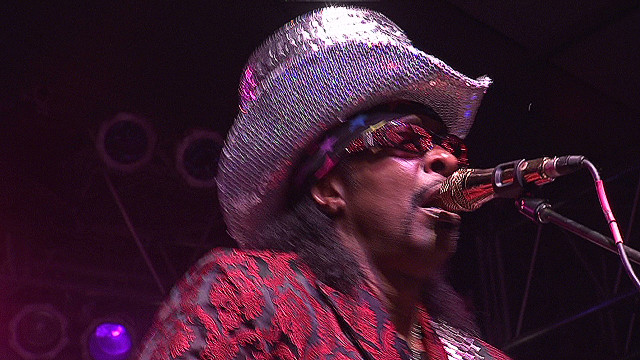 "Getting down to Bootsy Collins' latest album, ""The Power of the One,"" is sure to lift the spirits."