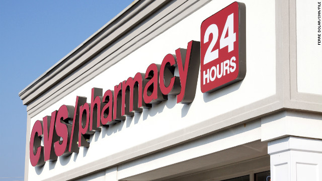 The DEA has suspended the controlled-substance license of two CVS pharmacies in Sanford, Florida.