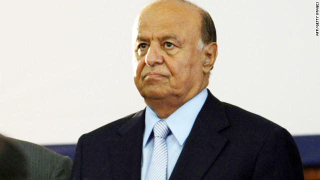 Abdurabuh Mansur Hadi, Yemen's vice president and acting leader, opened his election campaign Tuesday in Sanaa.
