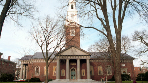 Not all colleges can get to the top like Harvard University.
