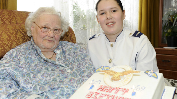 The last known surviving veteran of World War I died on February 4. Florence Green, 110, was a waitress in Britain