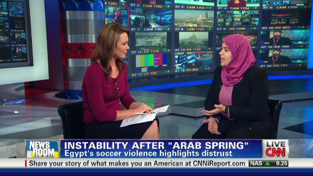 Is Arab Spring in danger of wilting?