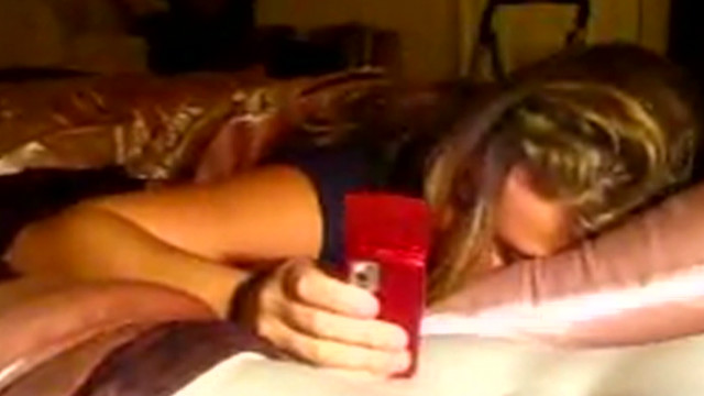 2012: Woman claims 'sleep texting'