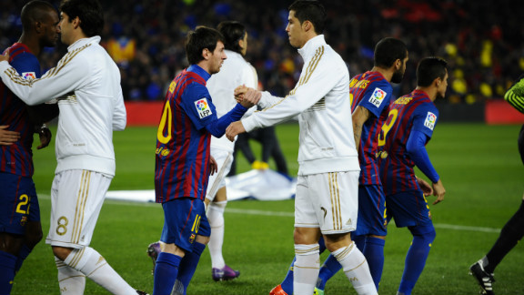 Spanish giants Real Madrid and Barcelona were the top two teams in Deloitte