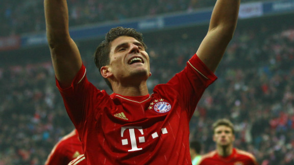 German champions Bayern Munich had the fourth-highest revenue in European football with €321.4 million.