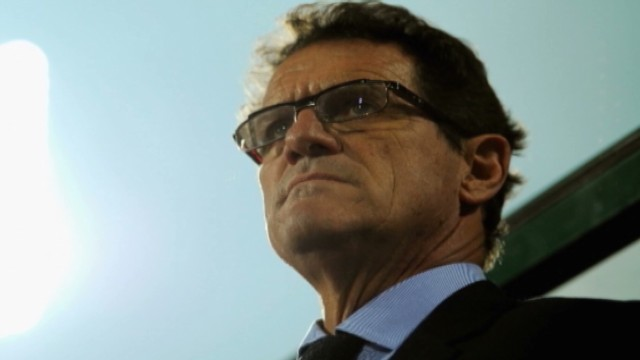 Why did Capello quit England?
