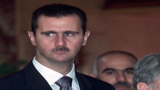 Syria's accidental President al-Assad