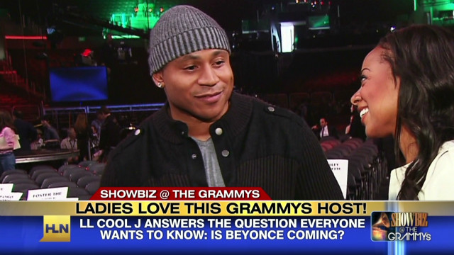 The return of the Grammy host!