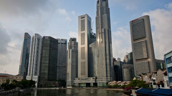 A Singapore court approved the extradition of four people accused of helping send electronic components from the U.S. to Iran