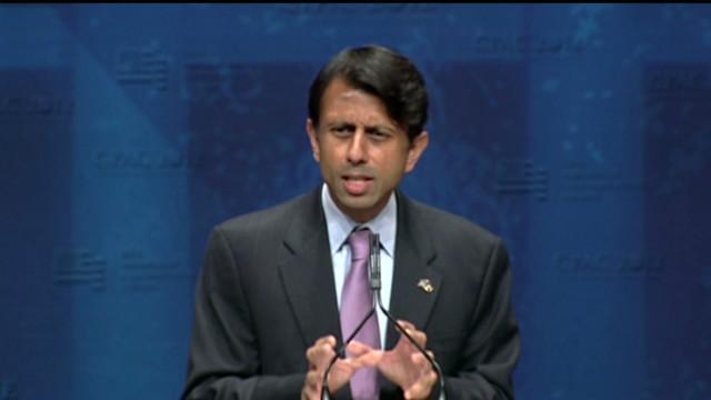 Jindal: Obama was 'right about us'