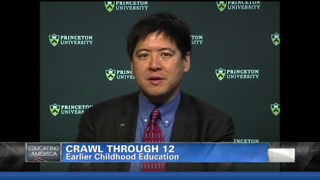 Rethinking K-12 education: Crawl-12?