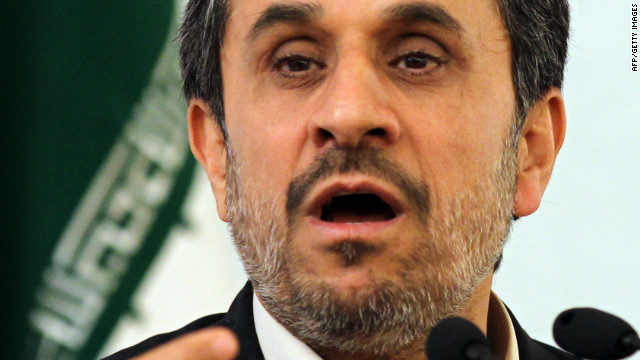 Ahmadinejad rails against the West