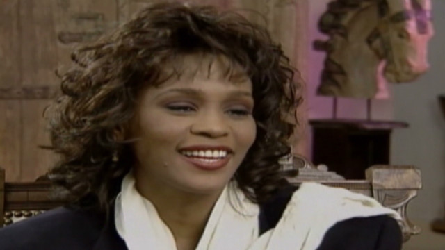 1995: Whitney's message to her daughter