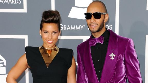 Alicia Keys, Swizz Beats