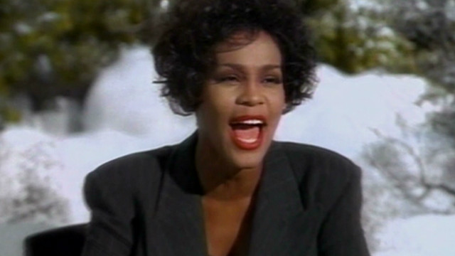 Whitney Houston's ups and downs