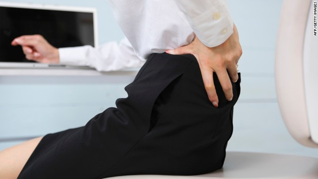 Your Guide To Fixing And Preventing Back Pain Cnn