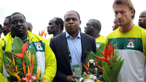 Back in 1993, 18 Zambia players and their coach were killed in a plane crash in Gabon