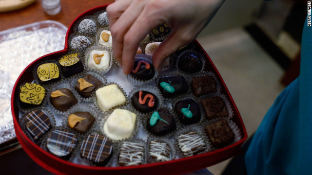 Chocolate often contains peanuts and milk, two of the top food allergens that can trigger severe reactions in children.