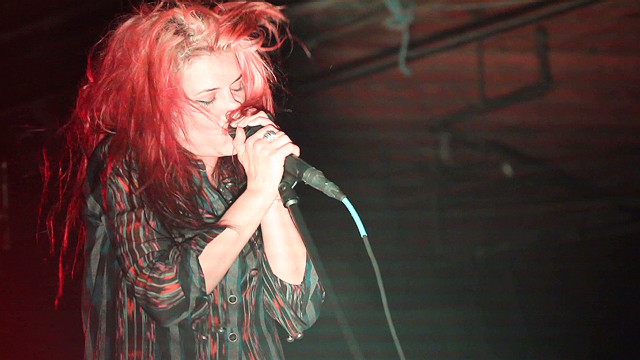 The Kills: 'The go-to band for crack'
