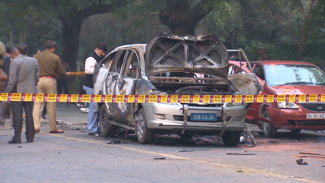 Israeli embassy cars targeted in attacks