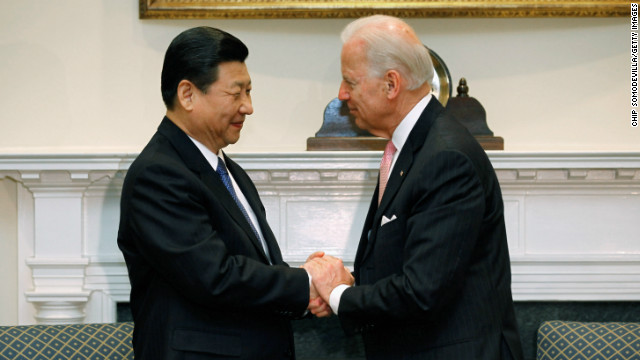 Biden, Jinping demand fair competition