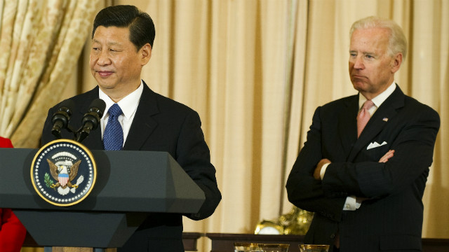 Biden, Jinping discuss human rights