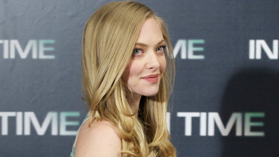 "Amanda Seyfried is known for her fresh-faced look. She told People: ""When I wake up in the morning and I don't have any makeup on, I don't feel ugly. I just feel clean."""