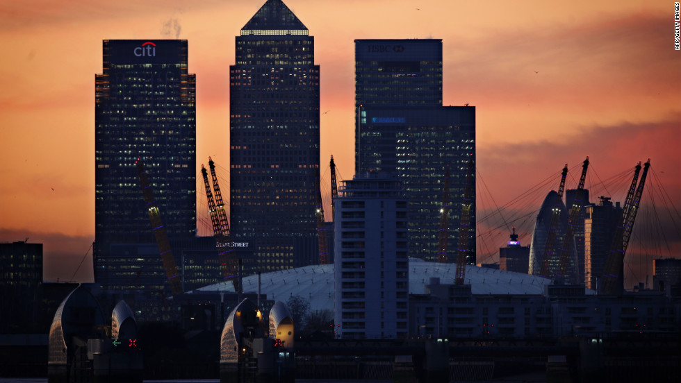 Hundreds more high-rise buildings are expected to be built in London in years to come, according to research from the New London Architecture thinktank.